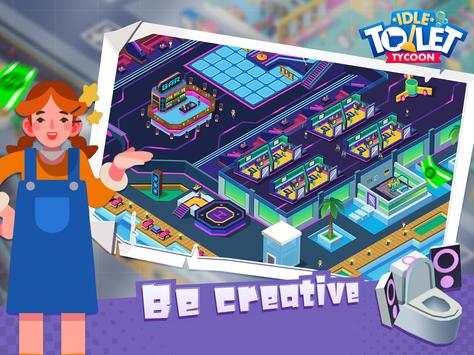 Toilet Empire Tycoon - Idle Management Game screenshot 10