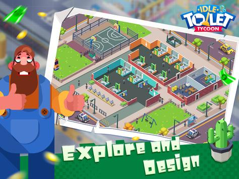 Toilet Empire Tycoon - Idle Management Game screenshot 9
