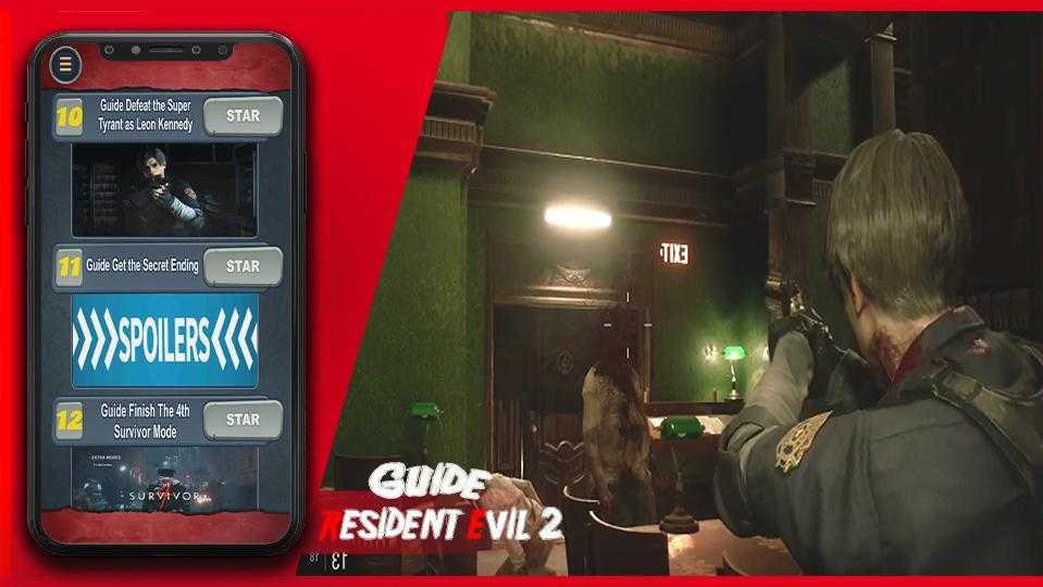 Resident Evil 2 Remake Walkthrough And Tip 2019 For Android