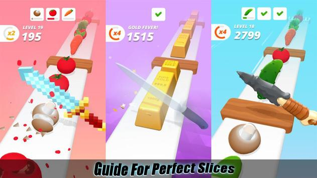 Guide For Perfect Slices poster