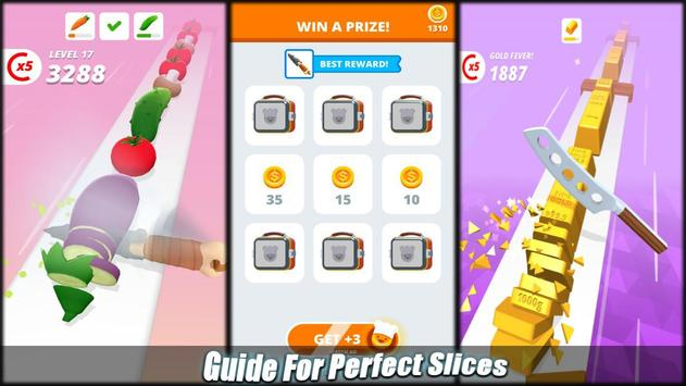 Guide For Perfect Slices screenshot 1