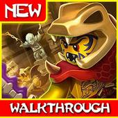 Walkthrough Ninjago Master Spinjitsu icon