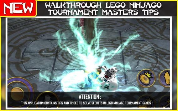 Walkthrough Ninjago Master Spinjitsu screenshot 3