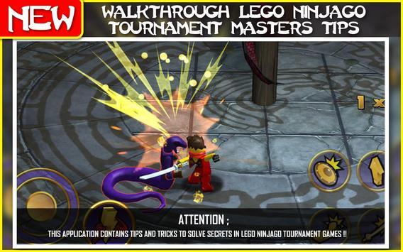 Walkthrough Ninjago Master Spinjitsu screenshot 1