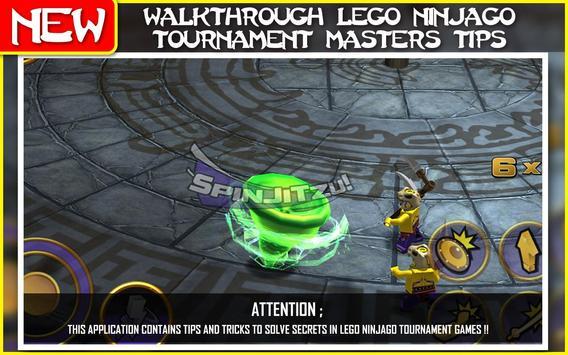 Walkthrough Ninjago Master Spinjitsu screenshot 2