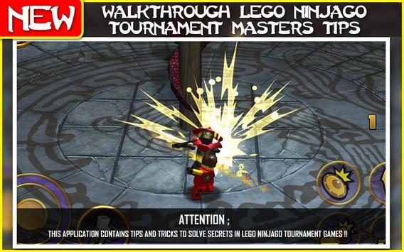 Walkthrough Ninjago Master Spinjitsu screenshot 4