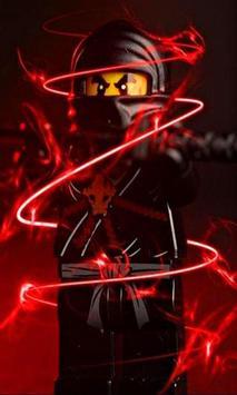 Lego Ninjago Wallpaper poster