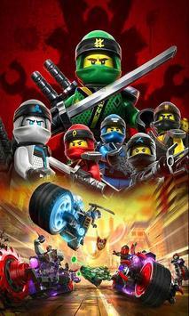 Lego Ninjago Wallpaper screenshot 1