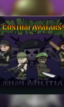 Guide for mini militia doodle gun poster
