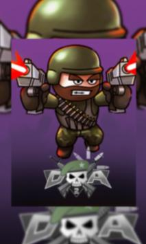 Guide for mini militia doodle gun screenshot 2