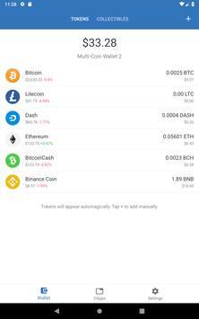 Trust - Crypto & Bitcoin Wallet poster