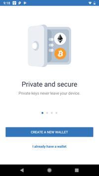 Trust - Crypto & Bitcoin Wallet screenshot 1