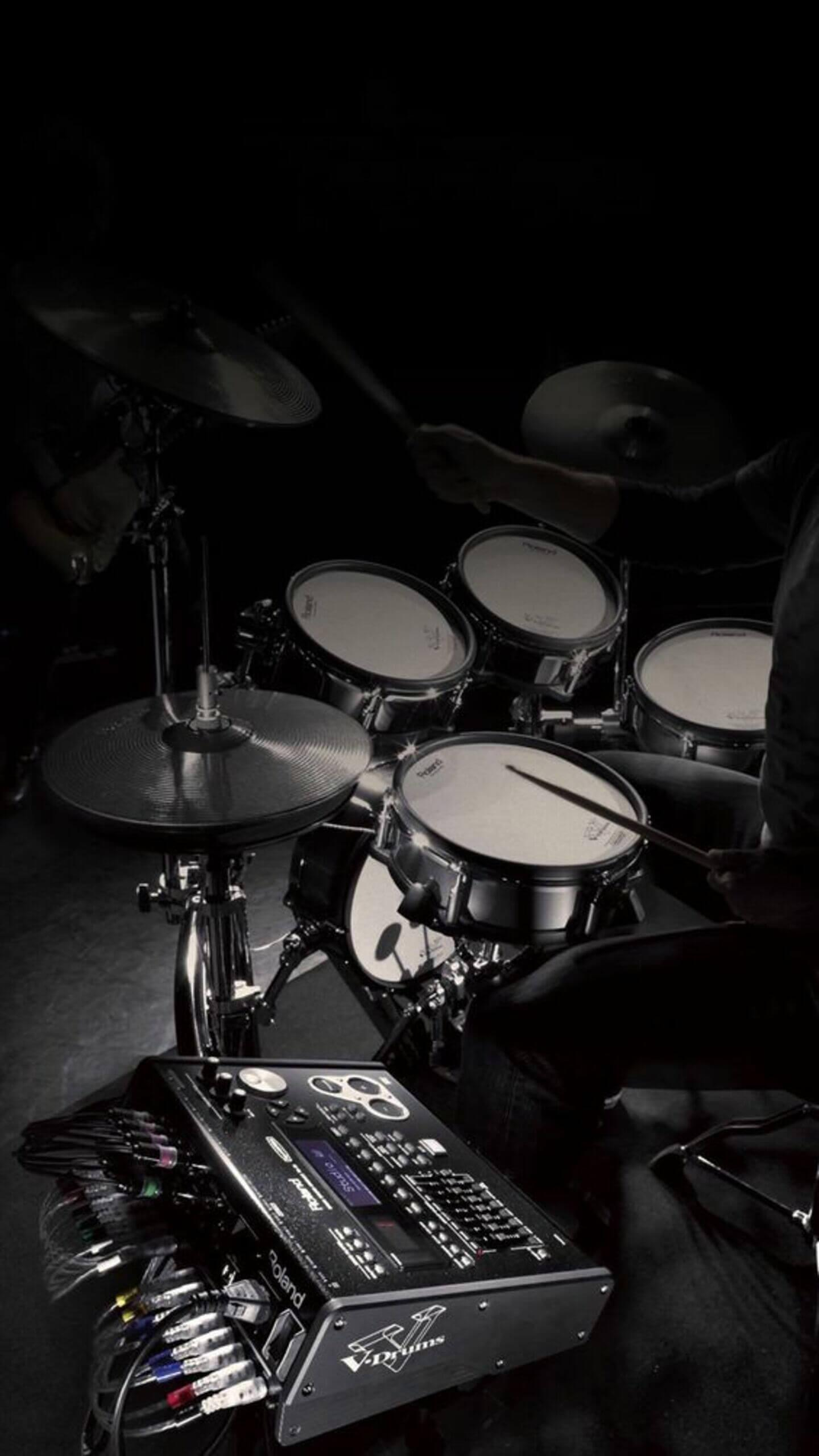 Drum Set Drummer Wallpapers For Android Apk Download