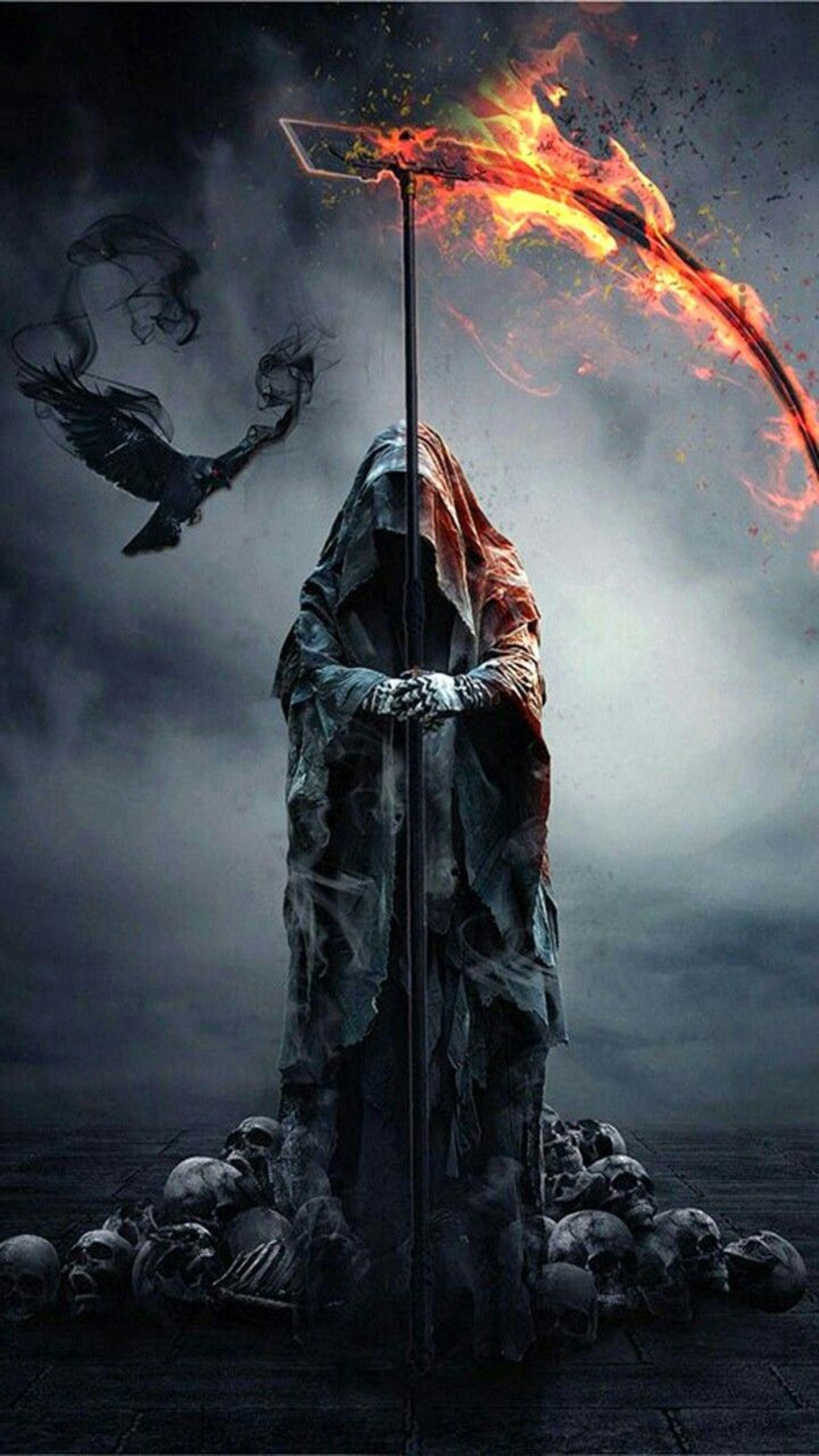 Grim Reaper Wallpaper Hd New For Android Apk Download