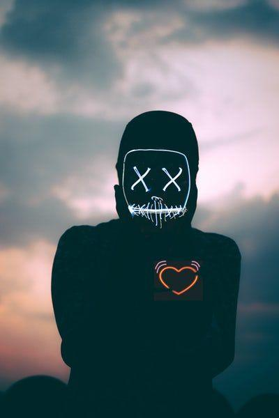 Led Purge Mask Wallpaper Hd For Android Apk Download