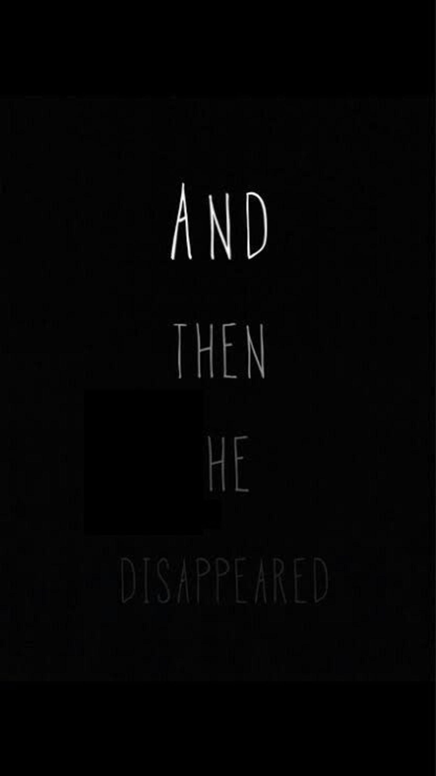 Sad Wallpapers Black HD For Android