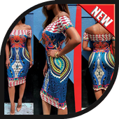 African Dress icon