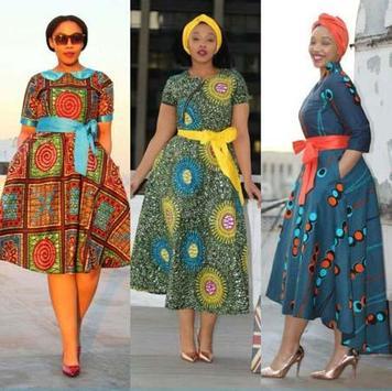 African Dress screenshot 1