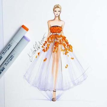 Fashion Design Flat Sketch screenshot 4
