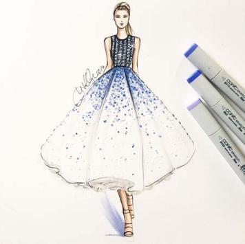Fashion Design Flat Sketch screenshot 2