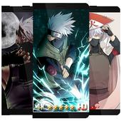 Kakashi Hatake Wallpaper 4k Full HD icon