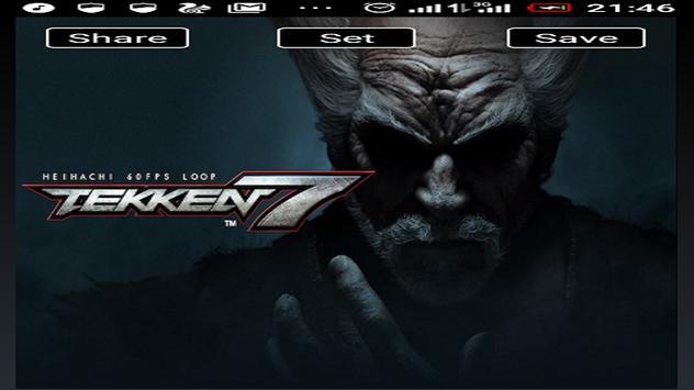 Tekken 7 wallpaper APK [1 0] - Download APK