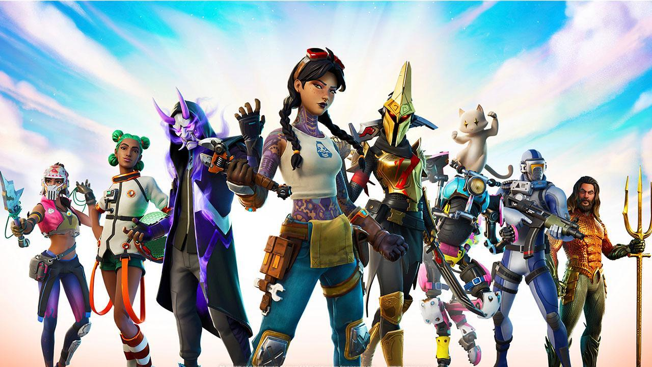 Wallpapers For Fortnite For Android Apk Download