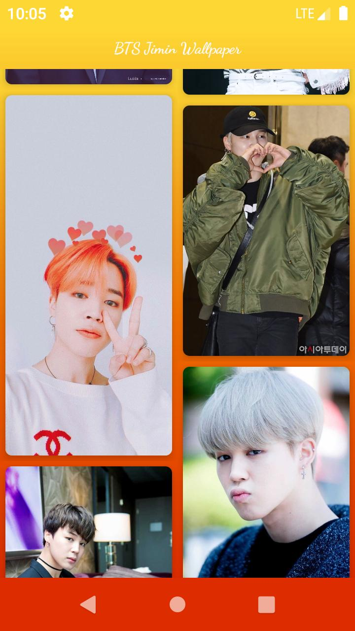 Bts Jimin Wallpaper Kpop Hd New For Android Apk Download