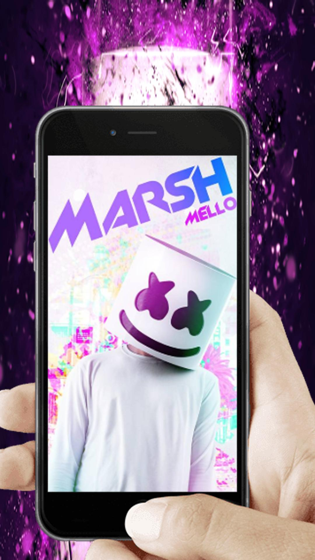 Purple Neon Dj Wallpaper Hd For Android Apk Download
