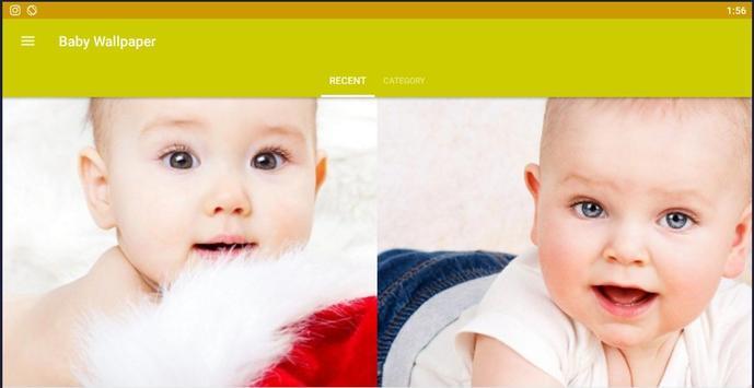 Baby Wallpaper screenshot 4