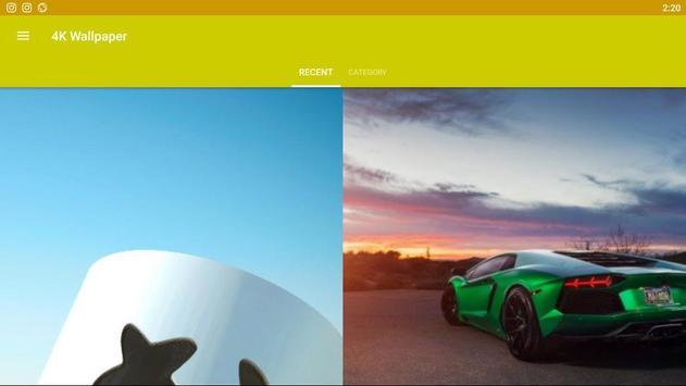 4K Wallpaper HD screenshot 4