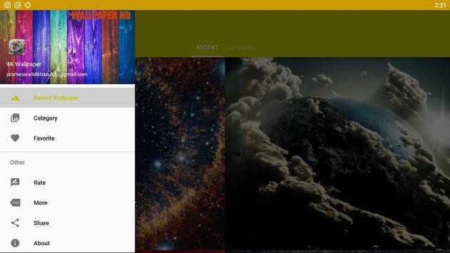 4K Wallpaper HD screenshot 5
