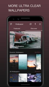 Super Wallpapers Flashlight & Compass screenshot 1