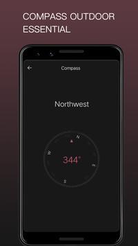 Super Wallpapers Flashlight & Compass screenshot 4