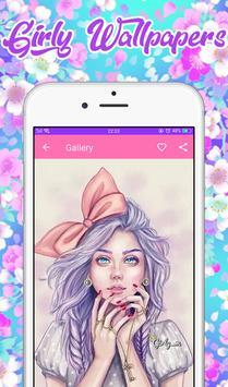 Girly Wallpapers screenshot 3