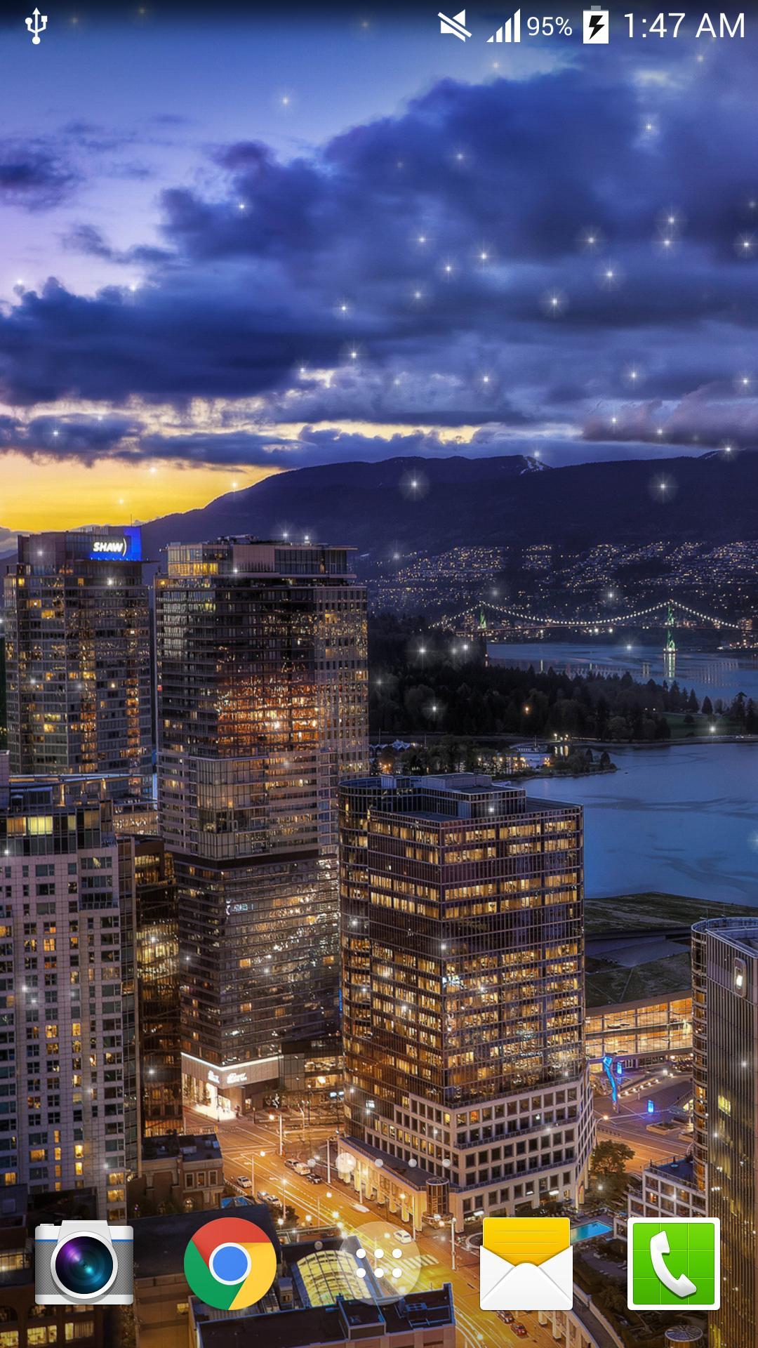 加拿大夜景動態壁紙hd免費 Pro 安卓下載 安卓版apk 免費下載