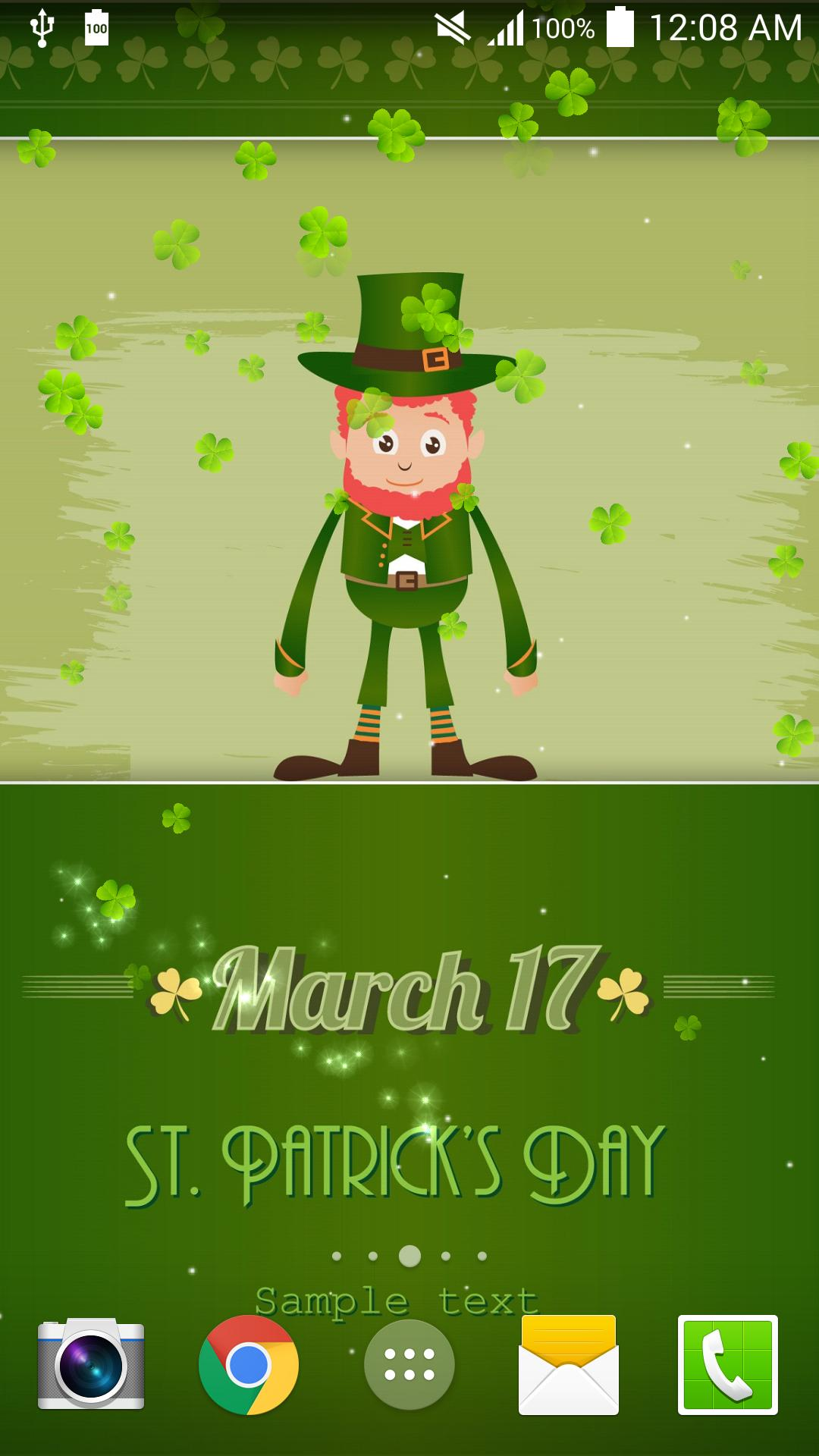 St Patricks Day Live Wallpaper For Android Apk Download