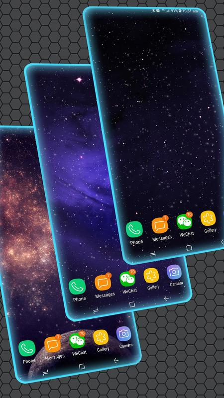 Samsung Galaxy Edge Lighting Live Wallpaper For Android Apk Download