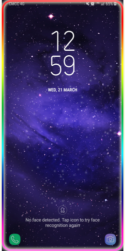 Galaxy Edge lighting Live Wallpaper APK 1 1 6 Download for