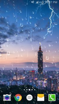 Lightning Storm Live Wallpaper screenshot 1