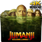 Wallpaper Jumanji HD Ultra 4k icon