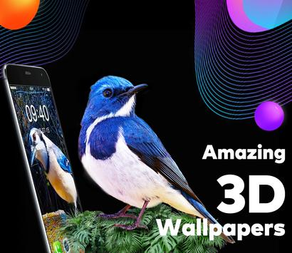 Bling Launcher - Live Wallpapers & Themes poster