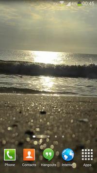 Ocean Waves Live Wallpaper 37 screenshot 1