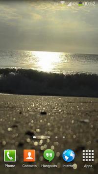 Ocean Waves Live Wallpaper 37 screenshot 4