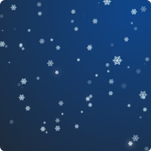 Snow Stars Live Wallpaper HD icon