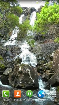Waterfall Live Wallpaper HD 4 poster