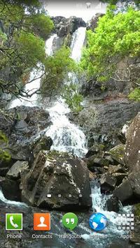 Waterfall Live Wallpaper HD 4 screenshot 4