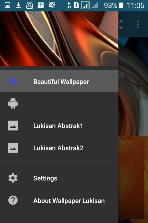 Wallpaper Lukisan Abstrak For Android Apk Download
