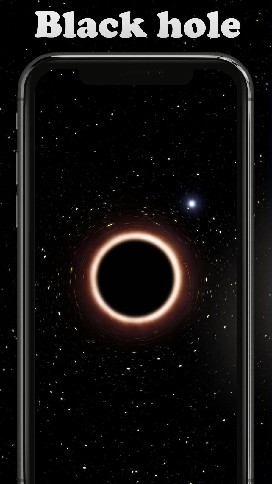 Supermassive Black Hole Live Wallpaper Gratis For Android Apk