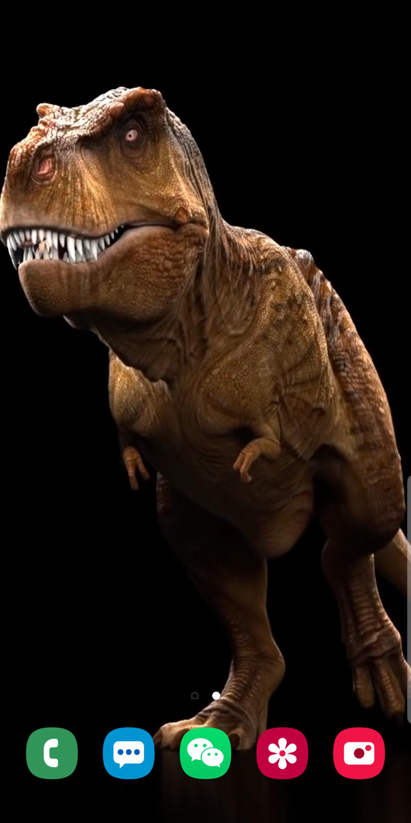 3d Scary Dinosaurs Live Wallpaper For Android Apk Download